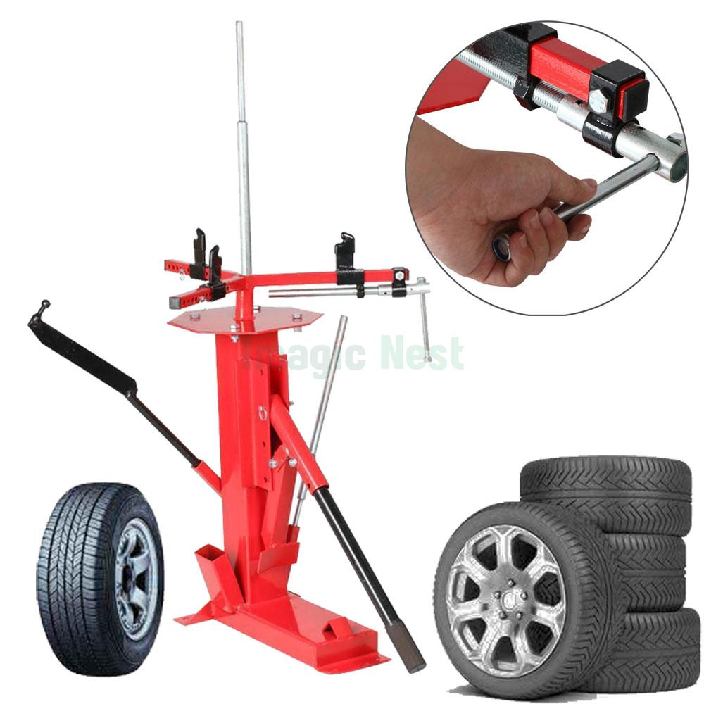 Details About Multi Tire Changer Auto Car Tire Changer Motorcycle Cart Atv Wheel 4 To 16 1 2