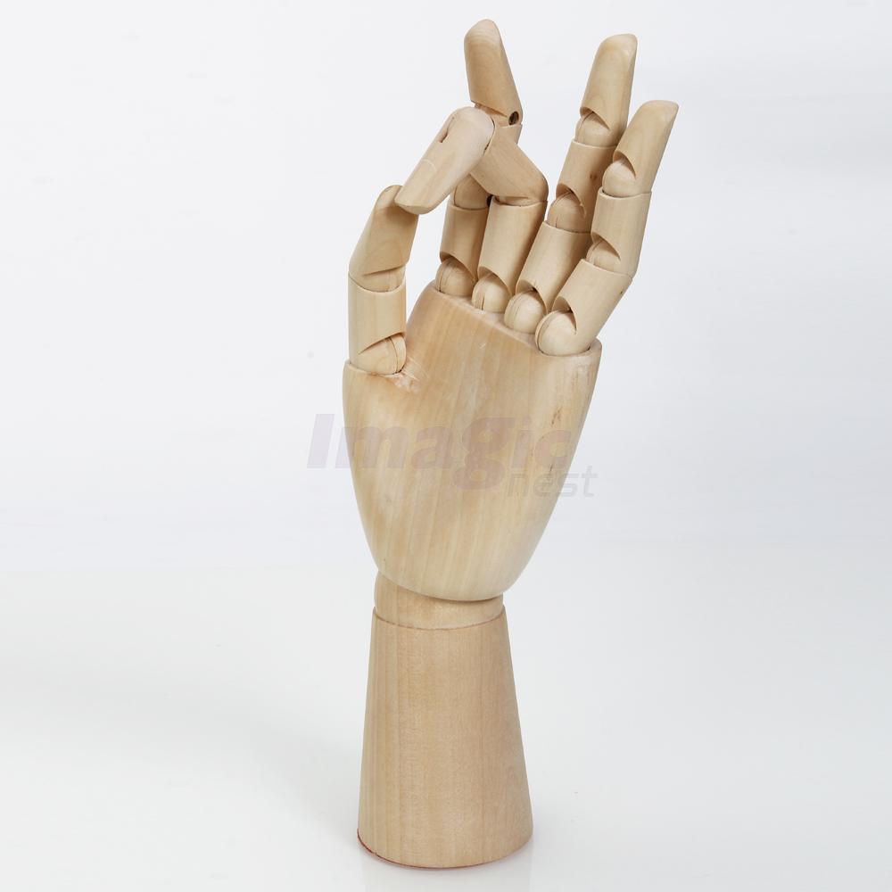 11 Quot Artist Wooden Manikin Male Left Hand Art Class Drawing