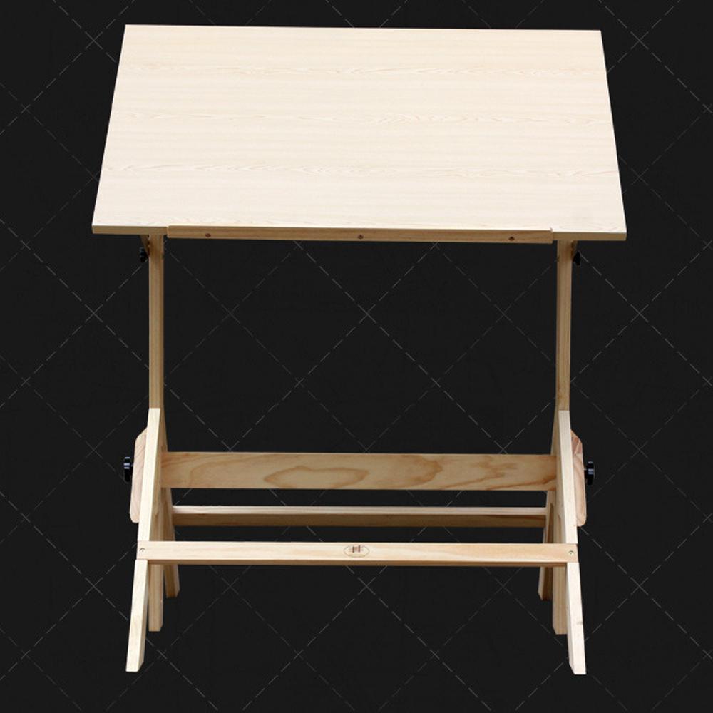 height drafting table art u0026 craft drawing desk art hobby folding adjustable new - Drawing Desk