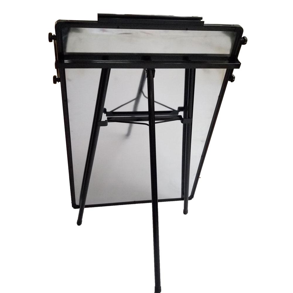 portable 23 x35 magnetic whiteboard dry erase board aluminum tripod easel stand ebay. Black Bedroom Furniture Sets. Home Design Ideas