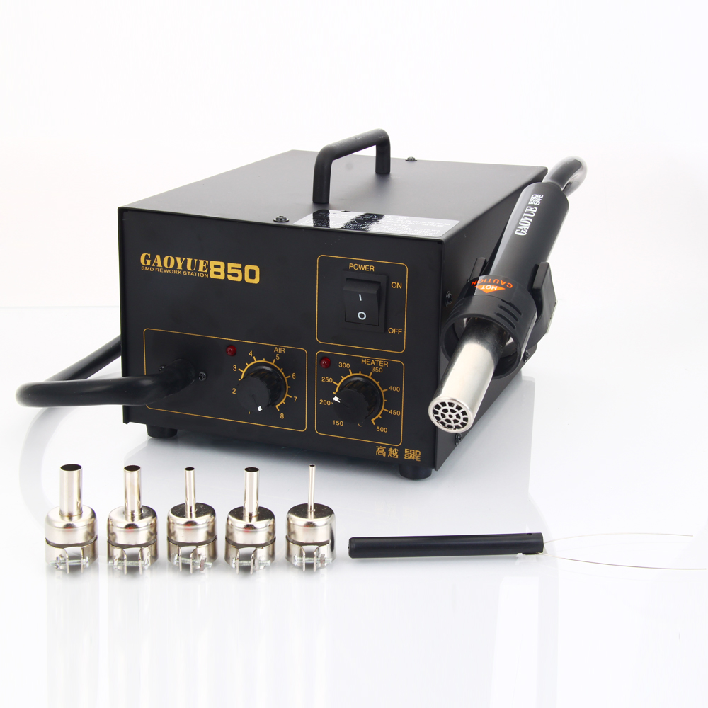 850 Smd Hot Air Electric Rework Soldering Station