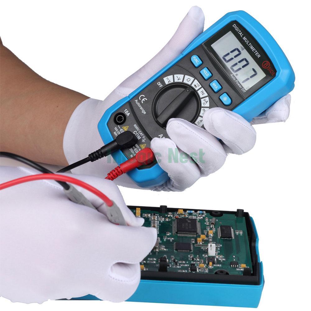 2 Meter Emergency Frequency : Adm digital auto ranging clamp multimeter meter