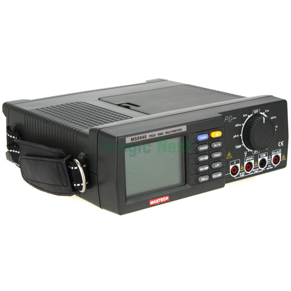 Bench Dmm: MASTECH MS8040 22000 Counts Digital Auto Ranging