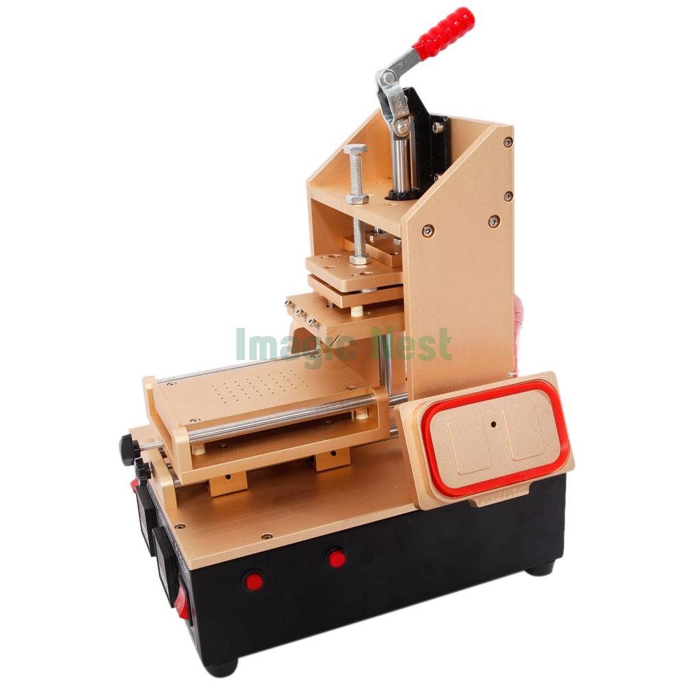 5in1 Lcd Touch Screen Frame Separator Removal Machine For