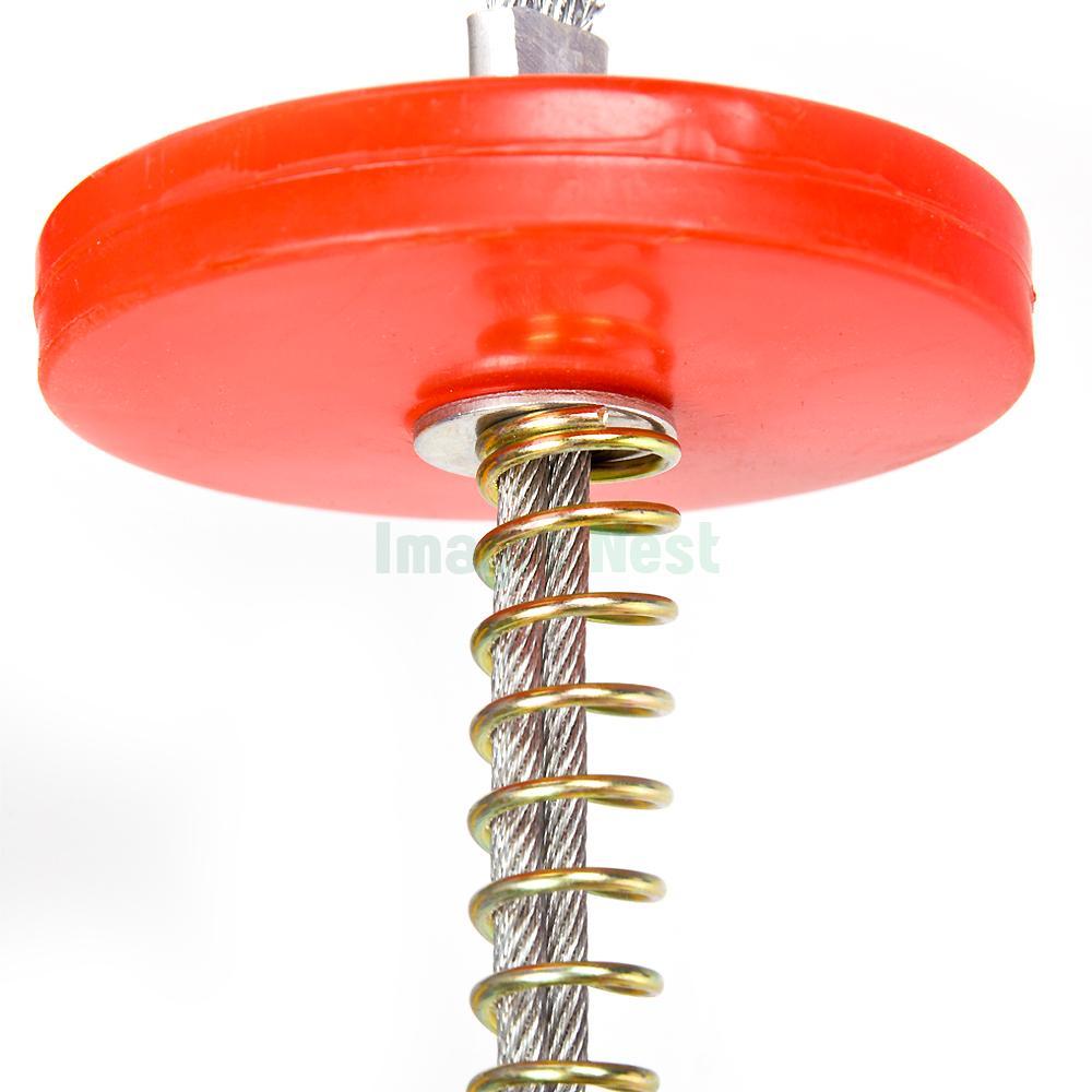 1320 Lbs Electric Mini Wire Hoist Remote Control Garage