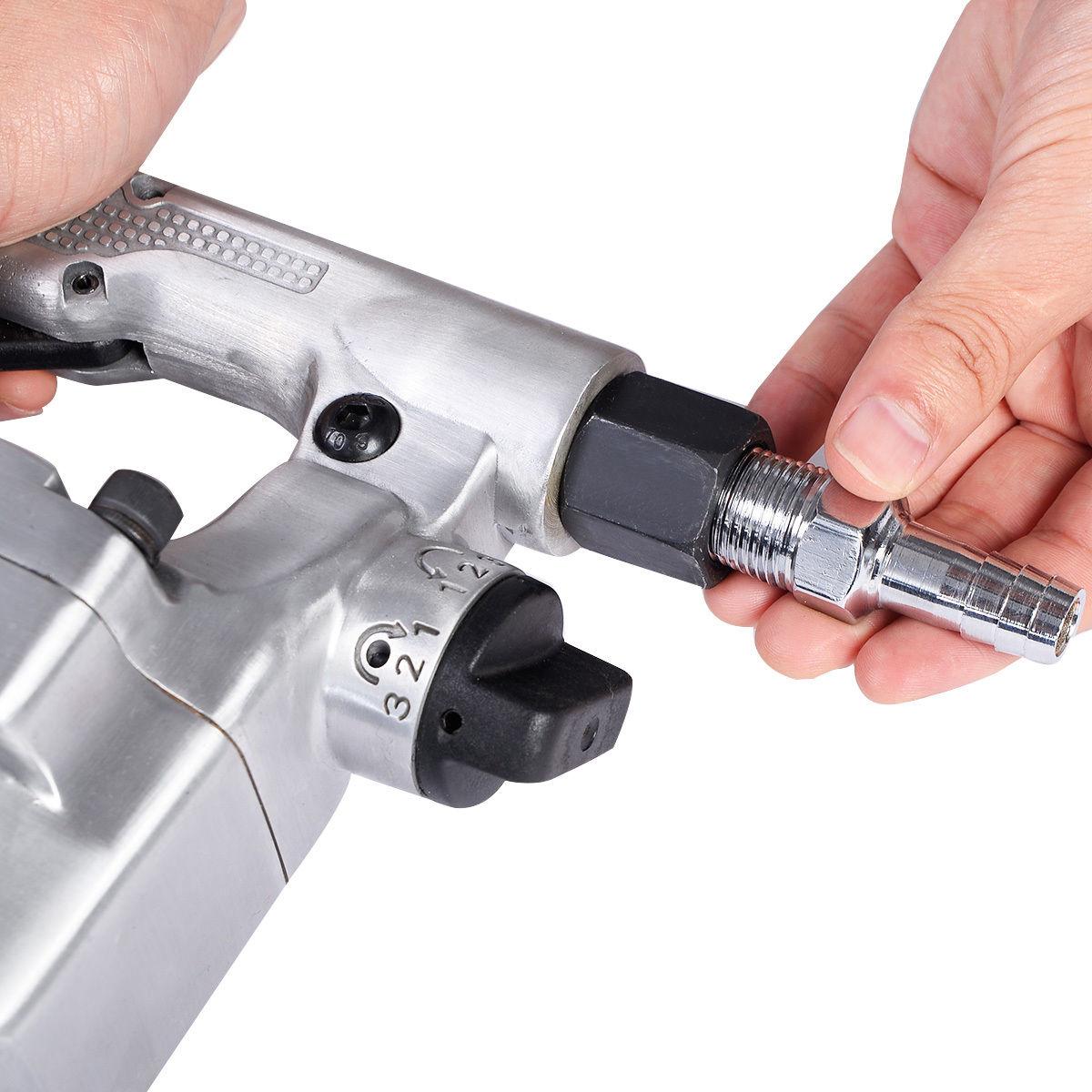 Mechanical impact wrench professional label printer machine