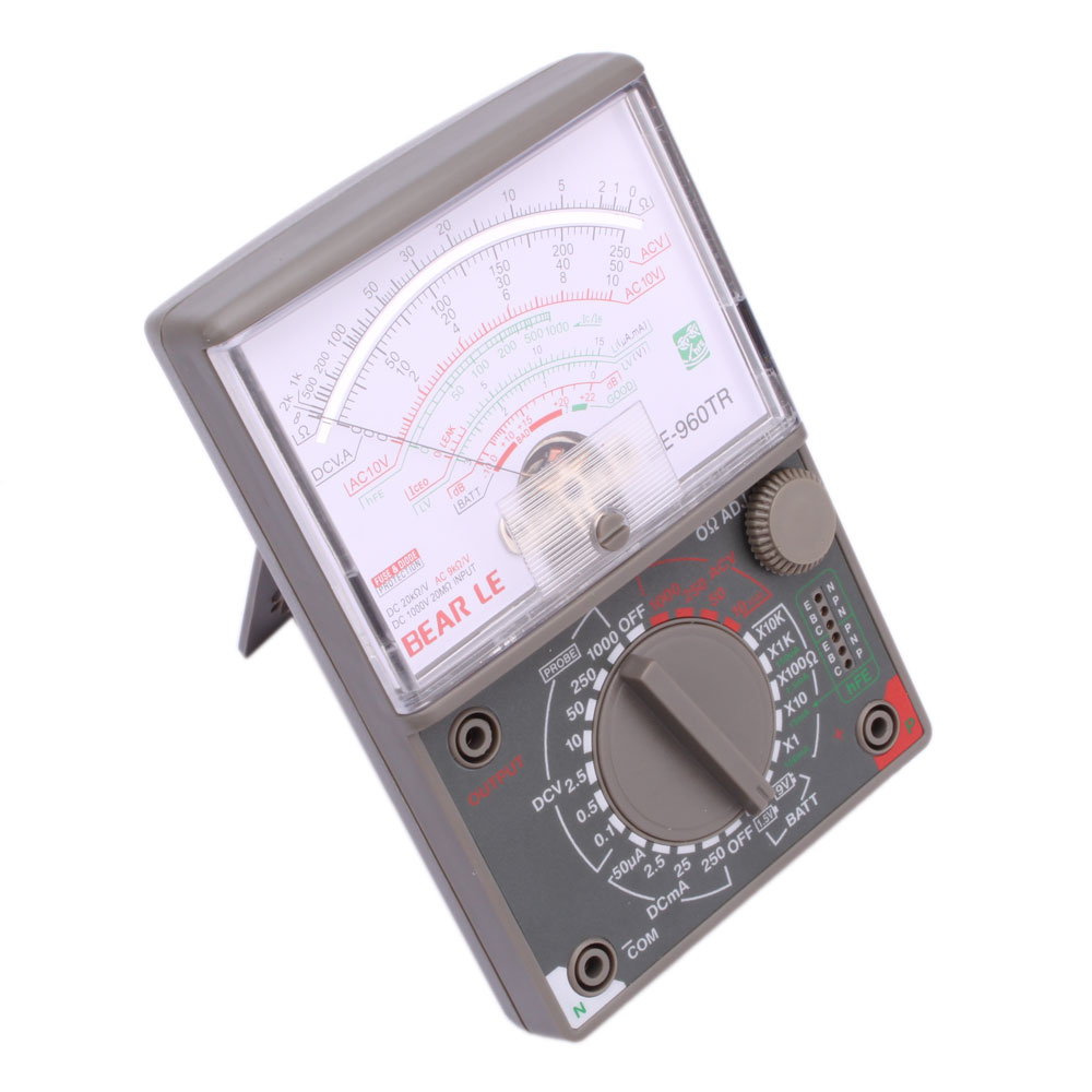 De 960tr Point Analog Mutimeter Meter Ac Dc Voltage
